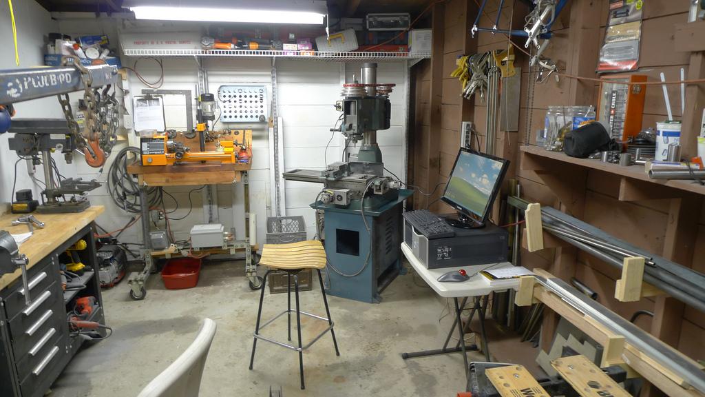 Устройство гаража