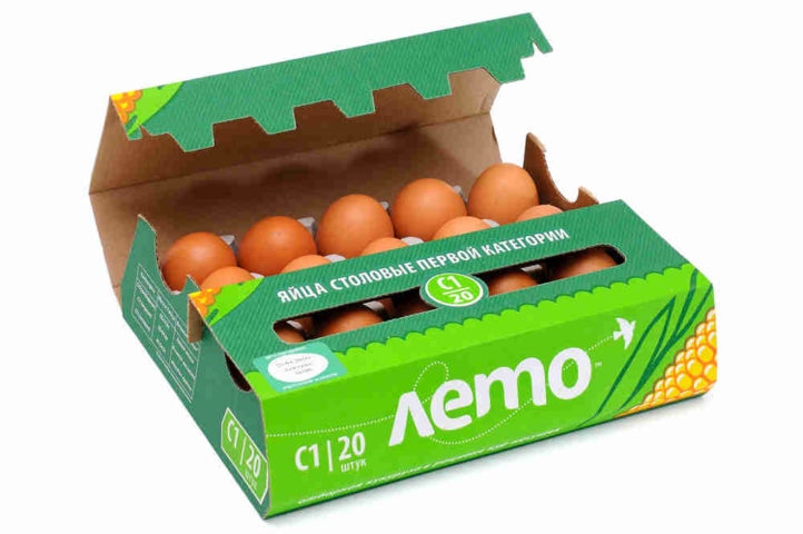 """Яйца """"Лето"""""""
