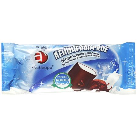 «Ленинградское сливочное в шоколадной глазури»