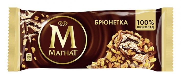 Мороженое «Магнат Брюнетка»