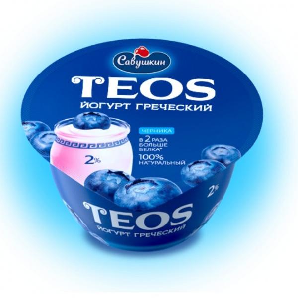 «Савушкин продукт» йогурт
