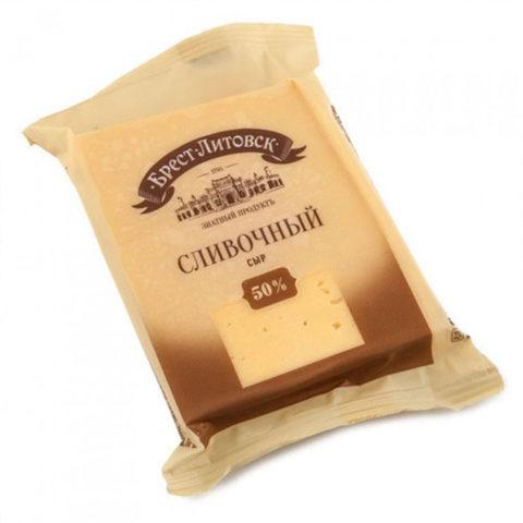 Сыр «Брест-Литовск»