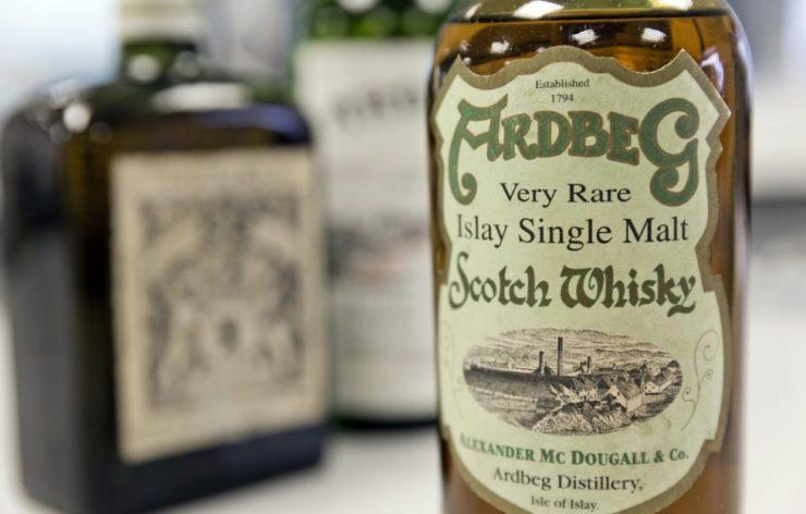 Виски Ardbeg