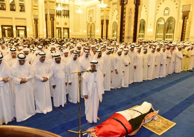 похороны в ОАЭ