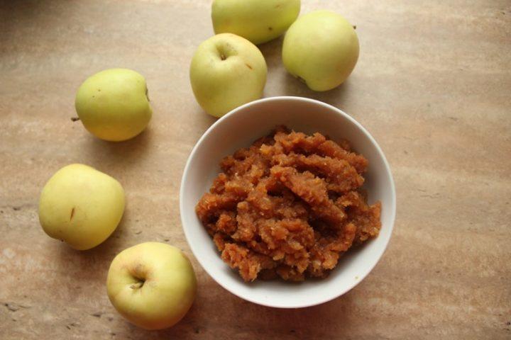 Жмых из яблок