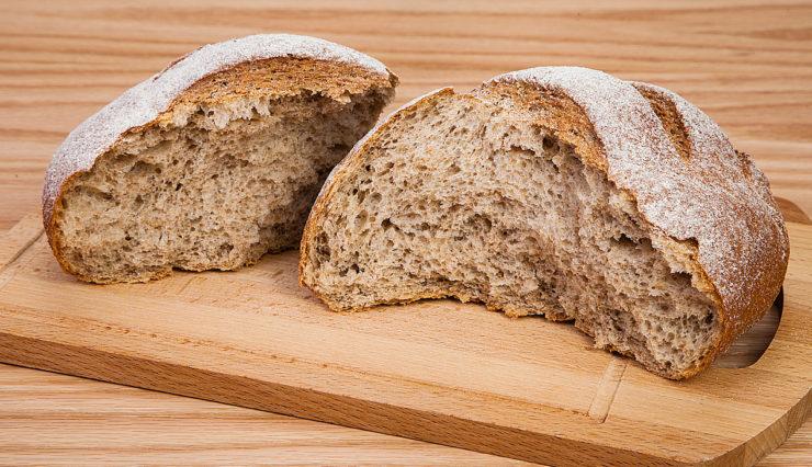 Хлеб из сыворотки