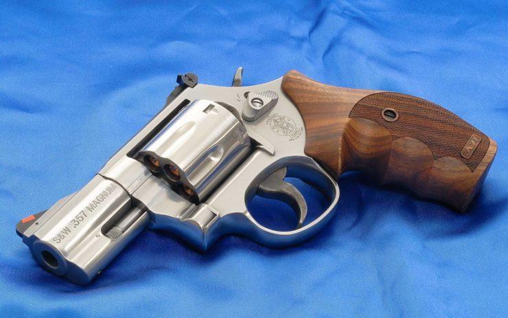 Короткоствольное оружие