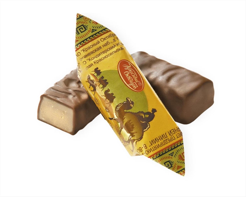Шоколадные конфеты «Красный Октябрь»