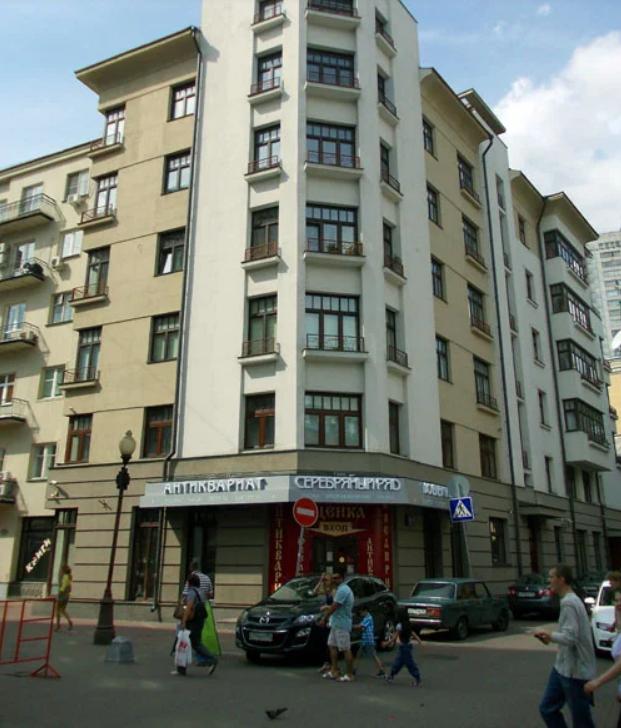 квартира в Питере