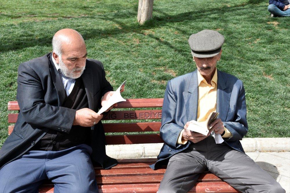 турецкие пенсионеры
