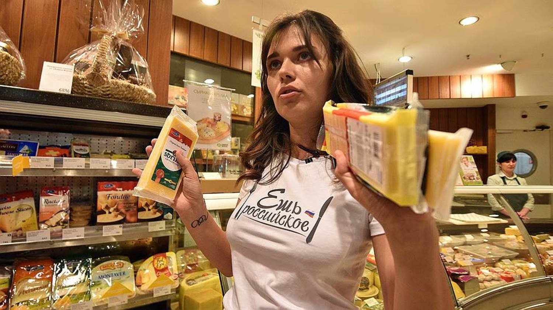 выбор сыра