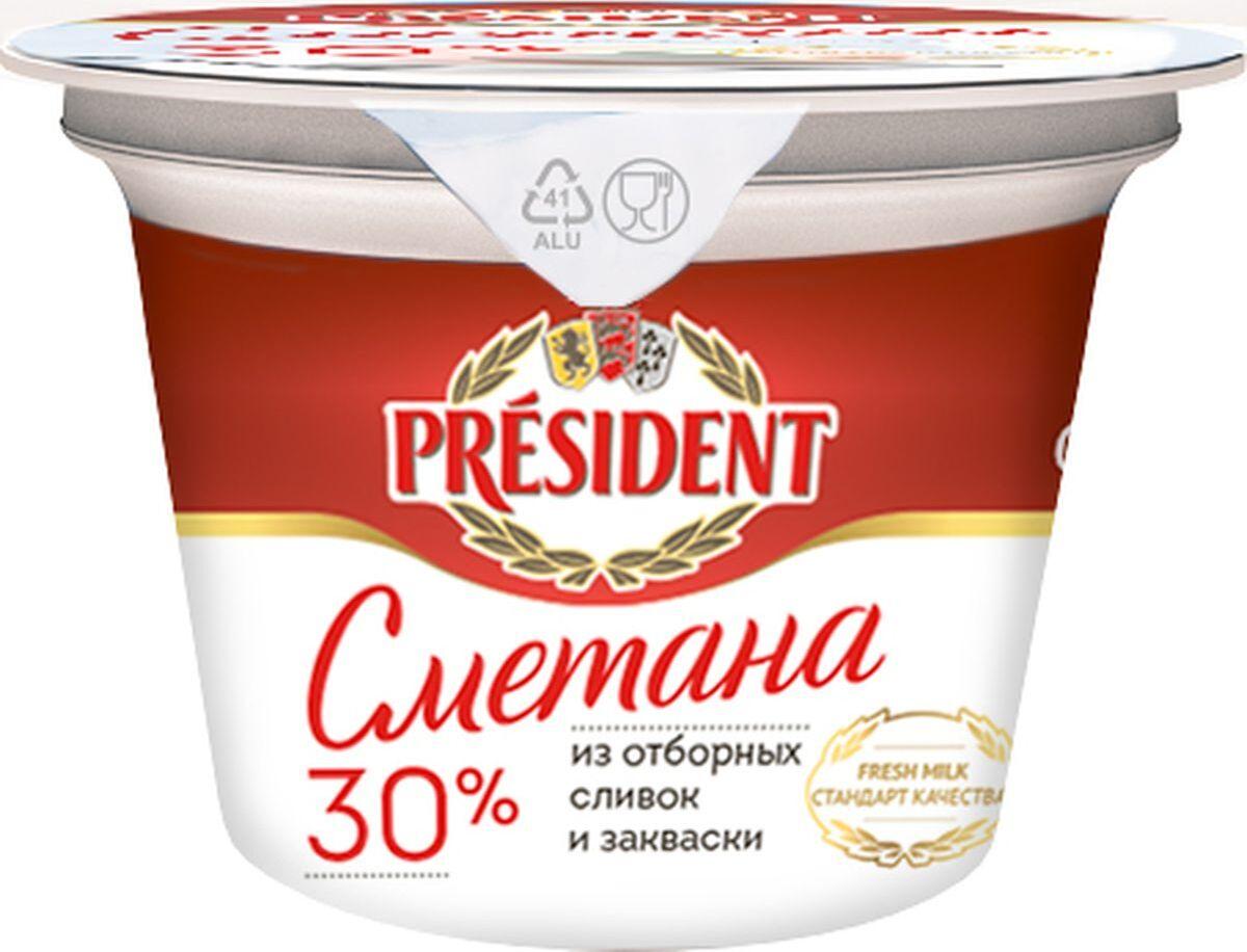 СметанаPresident