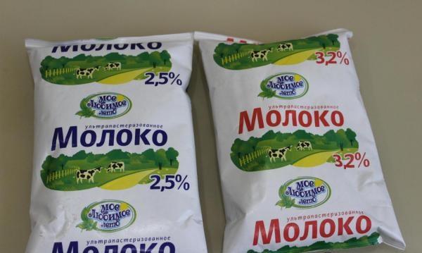 """молоко из """"Светофора"""""""