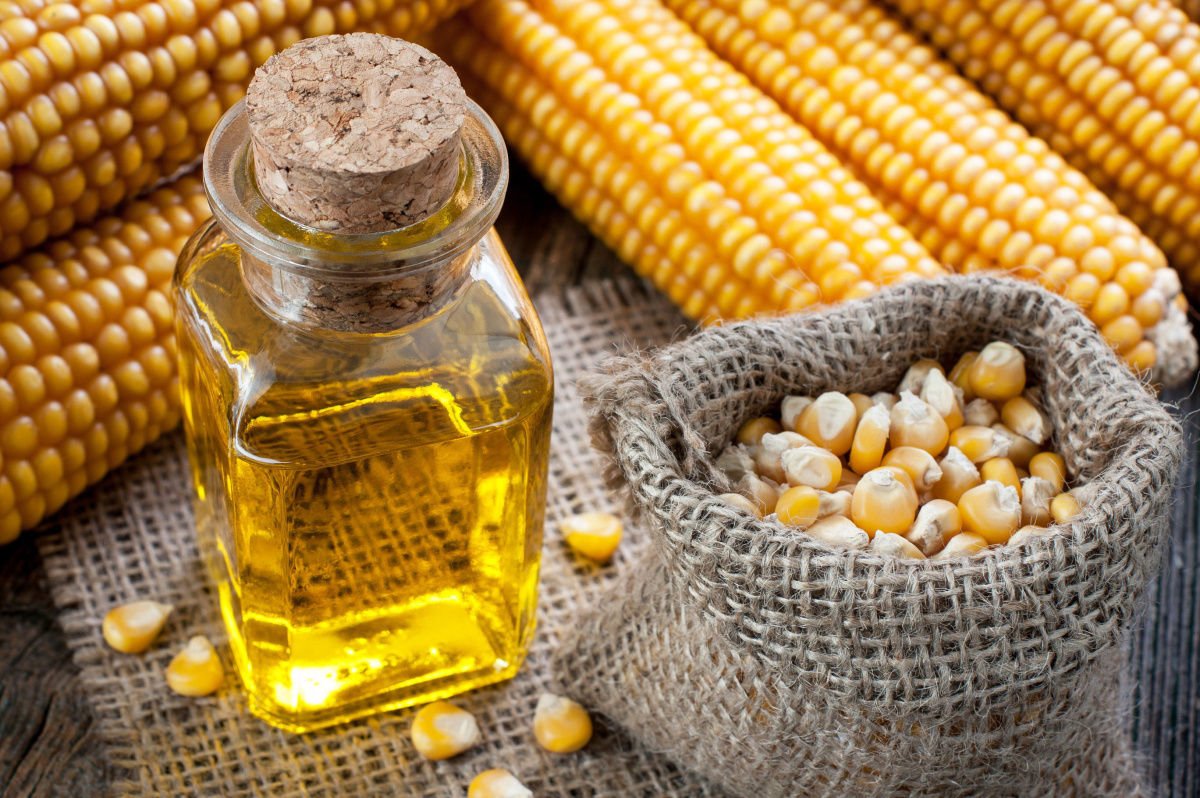 сироп из кукурузы