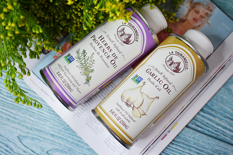 Льняное масло французского производства La Tourangelle Flaxseed Virgin Oil