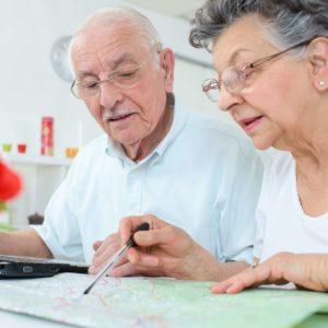 пенсионеры в Турции