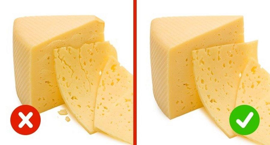 плохой и хороший сыр