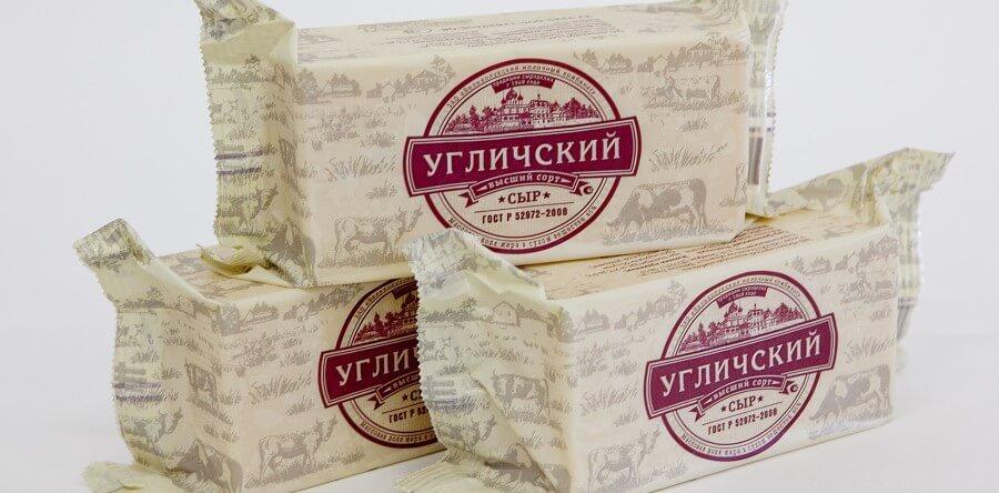 Сыр «Угличский»