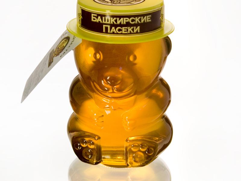 Мед «Башкирские пасеки»