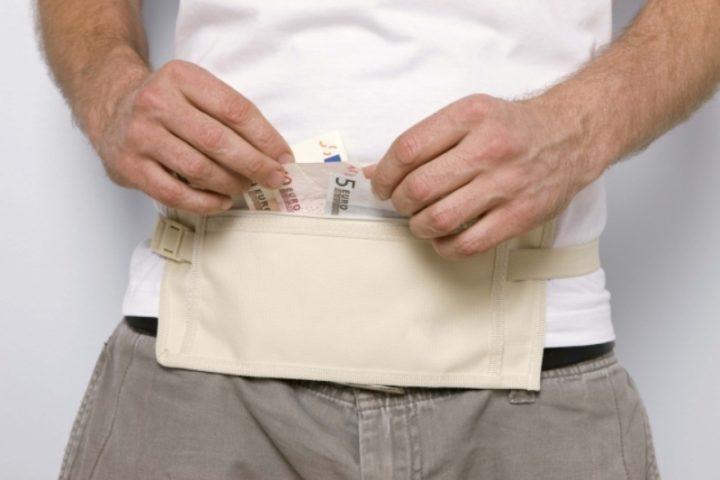 Отдельный карман