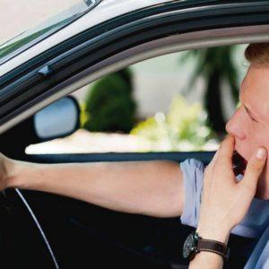 Усталость водителя