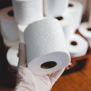 Рассчитываем количество туалетной бумаги на период карантина
