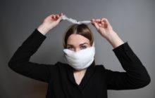 Если нет маски: мастер-класс по самостоятельному изготовлению средства защиты
