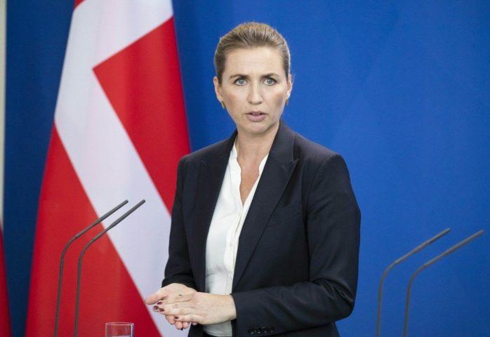 Премьер Дании