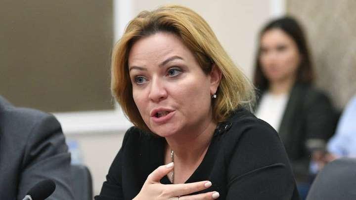 Ольга Любимова - министр культуры РФ