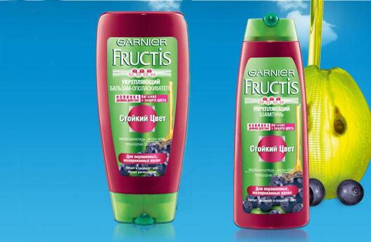 Garnier Fructis «Стойкий цвет»