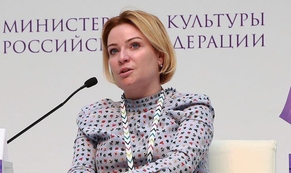 Министр Ольга Любимова