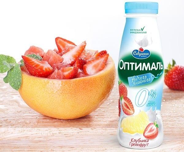 Йогурт Оптималь