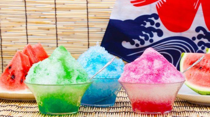 Ледяное Какигори