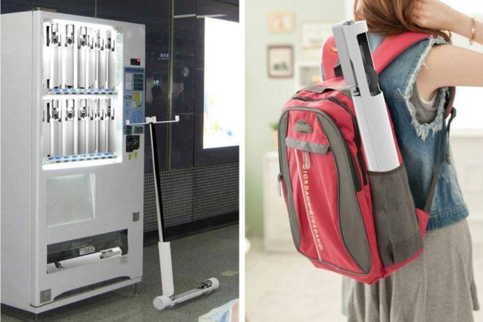 Вендинговый автомат по продаже самокатов