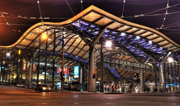 Вокзал Саутерн-Кросс