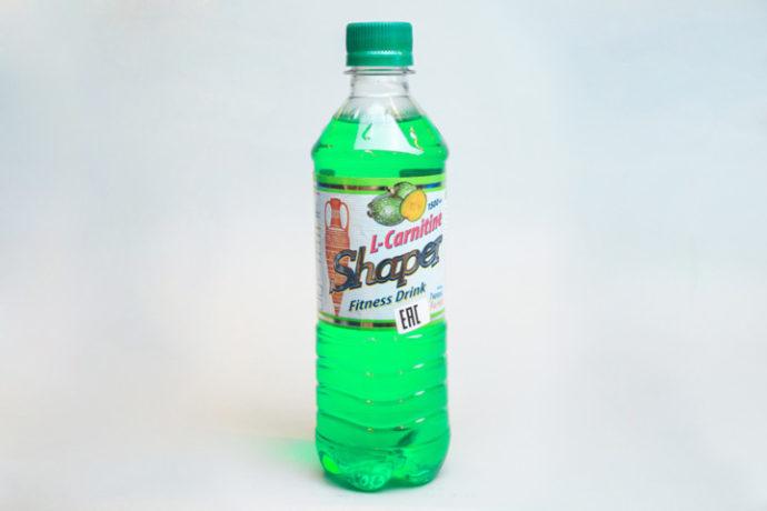 Напиток Shaper L-Carnitine Фейхоа
