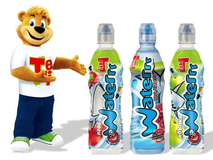 Напиток Теди-Waterrr