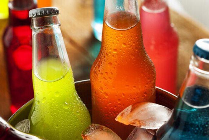 Напитки в бутылках