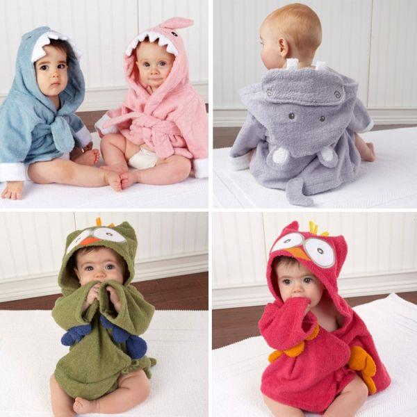 Халат для малышей