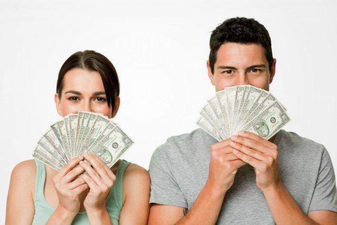 Люди с деньгами