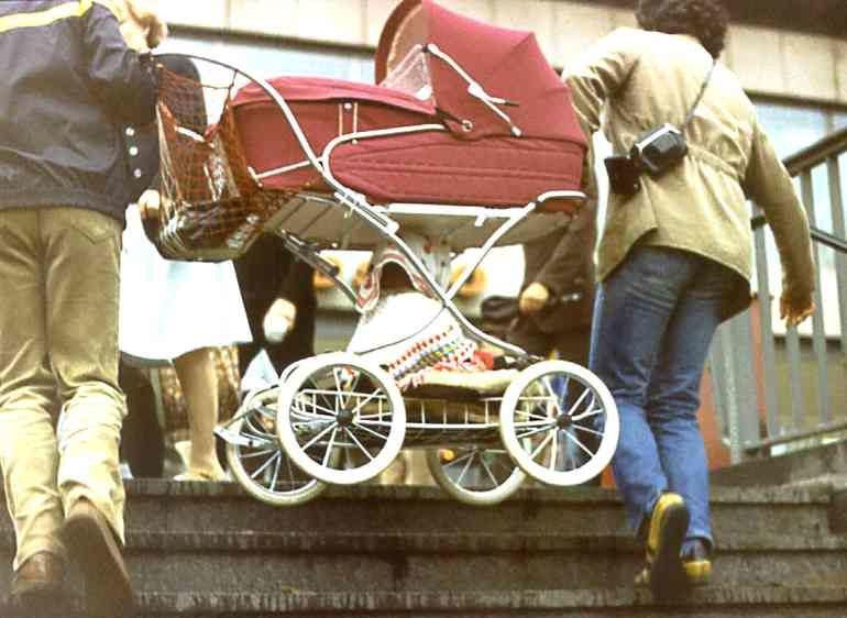 Советская коляска