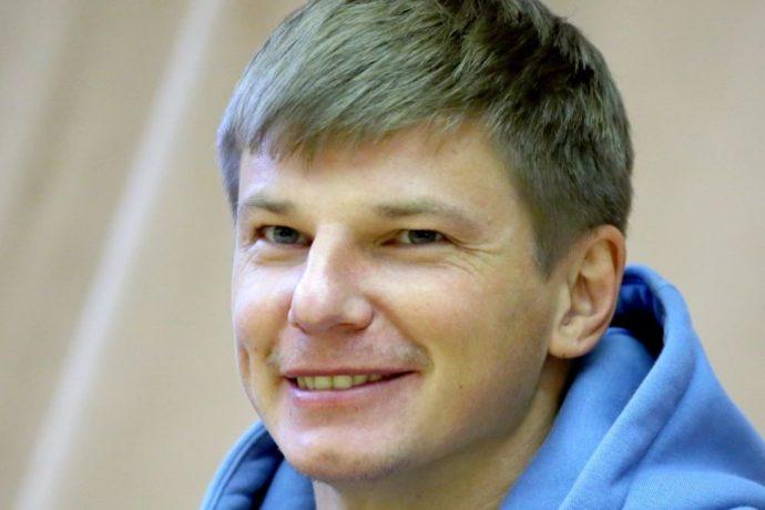 Футболист Андрей Аршавин