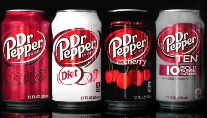 Напиток «Dr. Pepper»