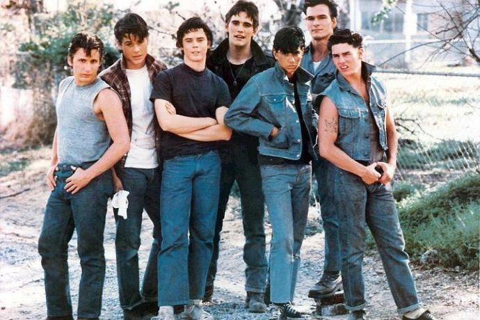 Парни в джинсах в советское время