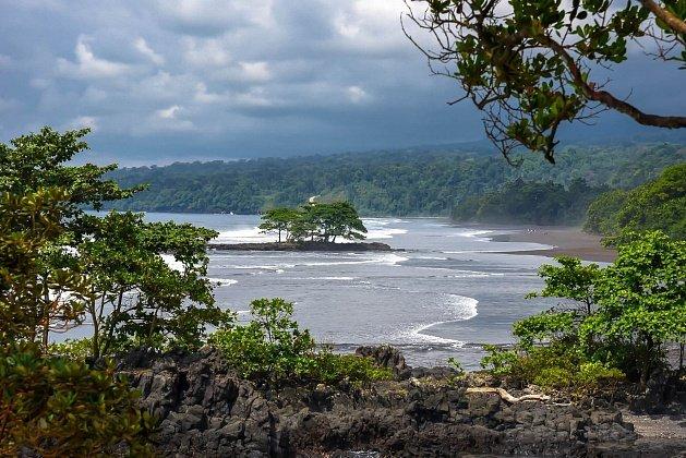 Остров Биоко в Гвинеи