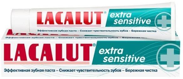 Зубная паста Lacalut