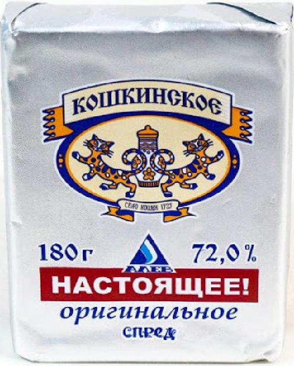 Спред ТМ Кошкинское