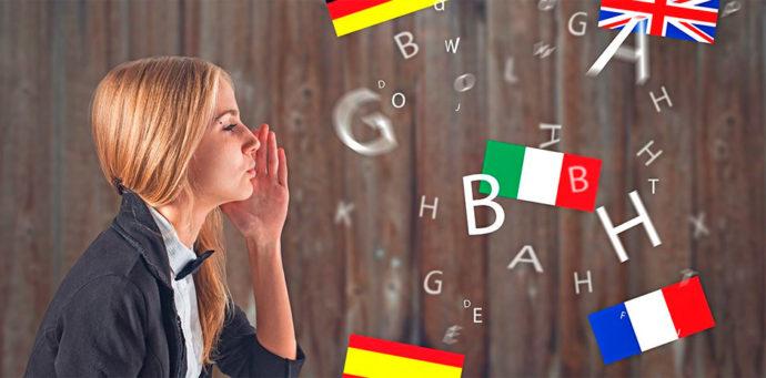 Девушка-переводчик