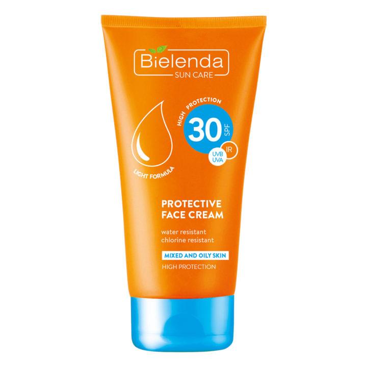Крем солнцезащитный BIELENDA