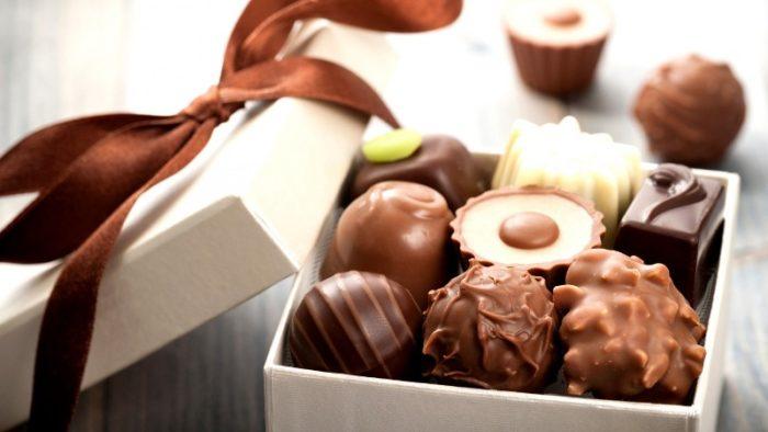 Коробка конфет